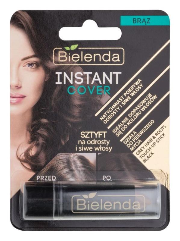 Bielenda Instant Cover corector pentru acoperirea firelor carunte de par