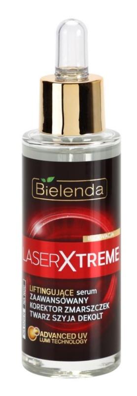 Bielenda Laser Xtreme liftingové sérum na obličej, krk a dekolt