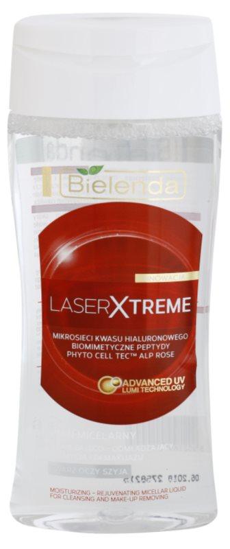 Bielenda Laser Xtreme micelární voda s omlazujícím účinkem