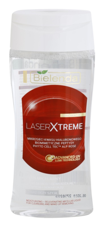 Bielenda Laser Xtreme Micellar Water With Rejuvenating Effect