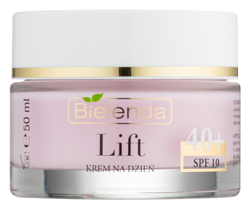 Bielenda Lift crema idratante antirughe SPF 10