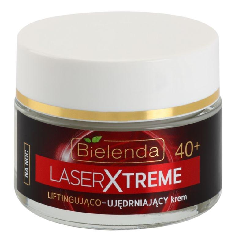 Bielenda Laser Xtreme 40+ noćna krema za lifting i učvršćivanje