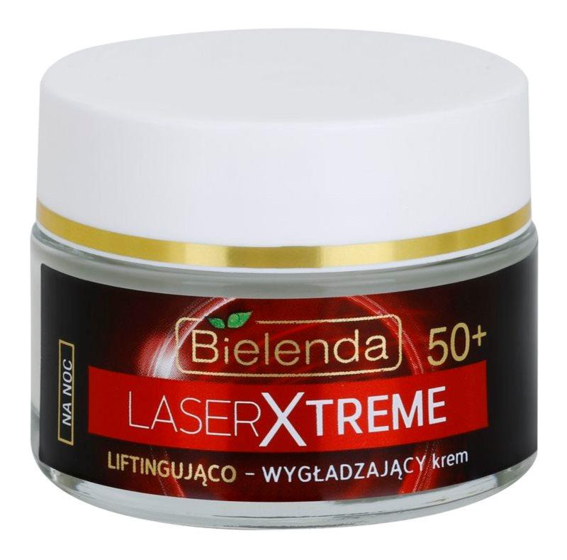 Bielenda Laser Xtreme 50+ Smoothing Night Cream With Lifting Effect