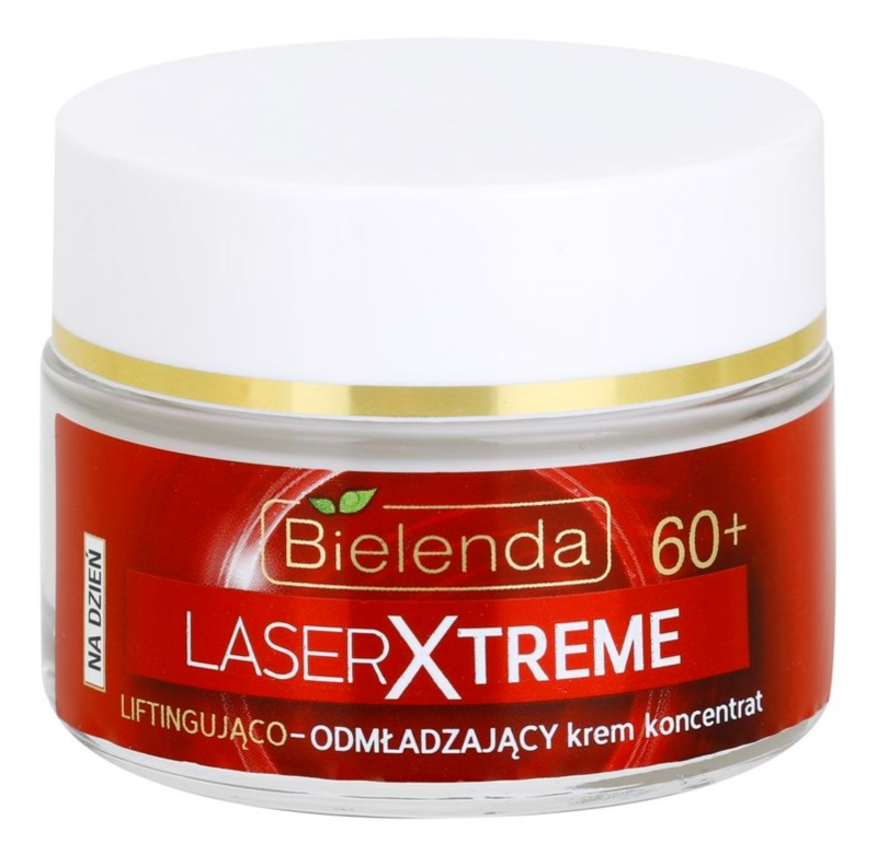 Bielenda Laser Xtreme 60+ soin concentré rajeunissant effet lifting