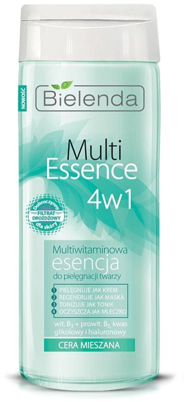 Bielenda Multi Essence 4 in 1 esență cu multivitamine pentru ten mixt
