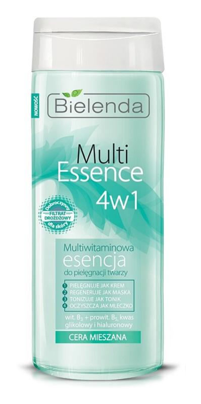 Bielenda Multi Essence 4 in 1 multivitaminska esencija  za mješovitu kožu lica