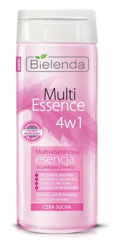 Bielenda Multi Essence 4 in 1 multivitamínová esence pro suchou pleť
