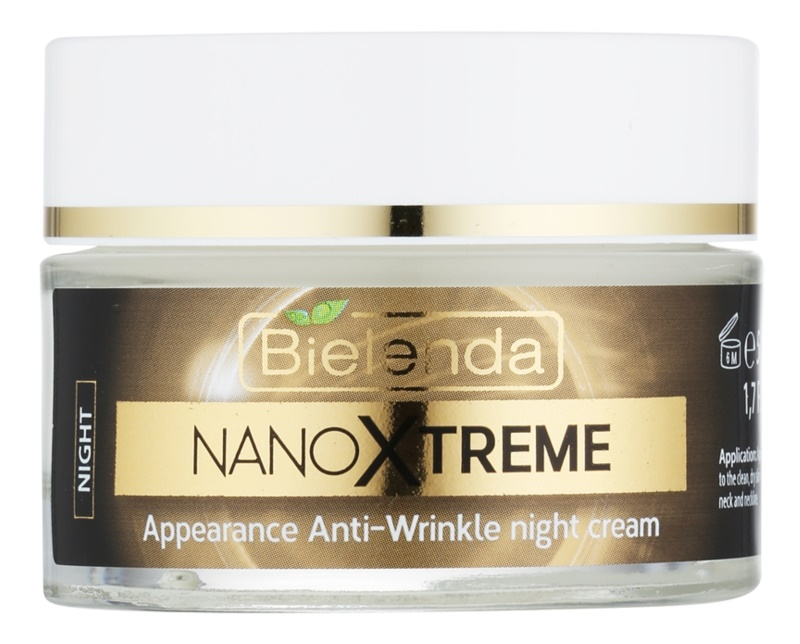 Bielenda Nano Cell Xtreme Nachtcreme gegen Falten