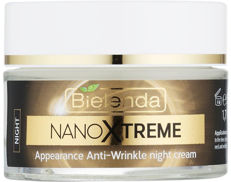 Bielenda Nano Cell Xtreme protivráskový noční krém