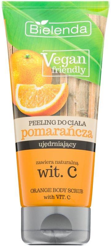 Bielenda Vegan Friendly Orange Körperpeeling