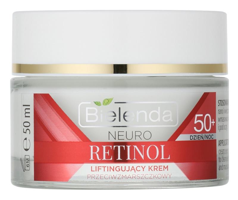 Bielenda Neuro Retinol crema liftante 50+