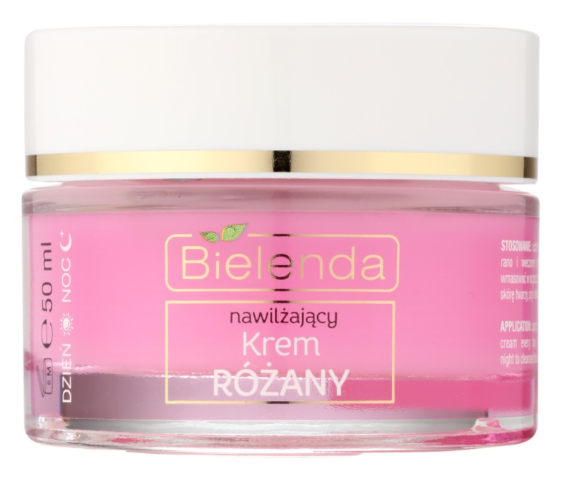 Bielenda Rose Care Rose Moisturiser For Sensitive Skin