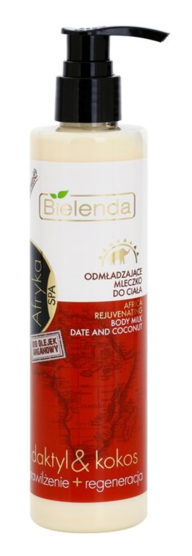Bielenda SPA Africa lait corporel rajeunissant
