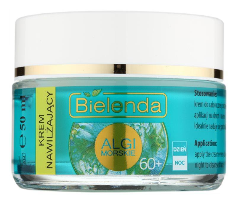 Bielenda Sea Algae Moisturizing Moisturiser against Deep Wrinkles 60+