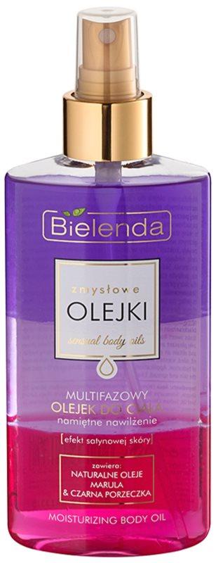 Bielenda Sensual Body Oils multifazno ulje za tijelo s hidratacijskim učinkom