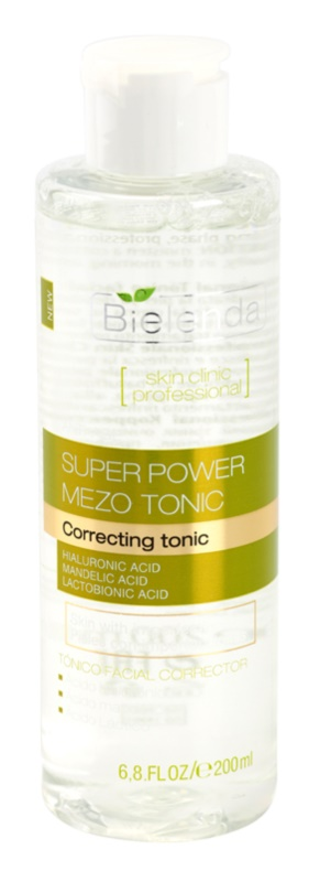 Bielenda Skin Clinic Professional Correcting lotion tonique pour peaux à imperfections