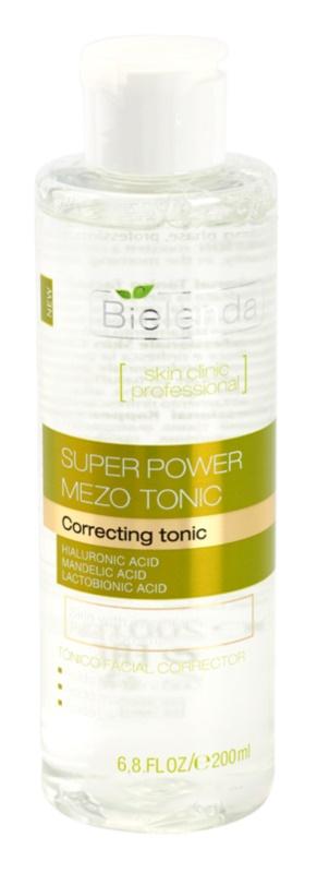 Bielenda Skin Clinic Professional Correcting tonic pentru pielea cu imperfectiuni