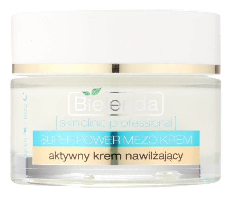 Bielenda Skin Clinic Professional Moisturizing crema anti-rid hidratanta pentru toate tipurile de ten