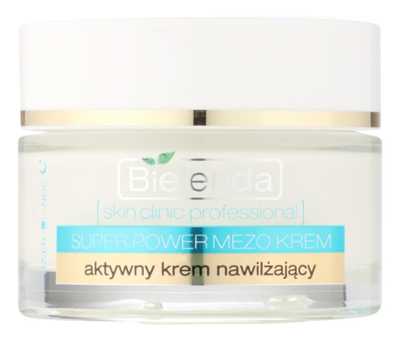 Bielenda Skin Clinic Professional Moisturizing vlažilna pomlajevalna krema za vse tipe kože