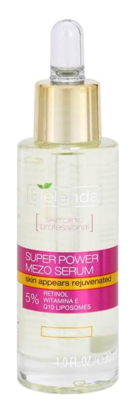 Bielenda Skin Clinic Professional Rejuvenating verjüngerndes Anti-Aging Serum für reife Haut