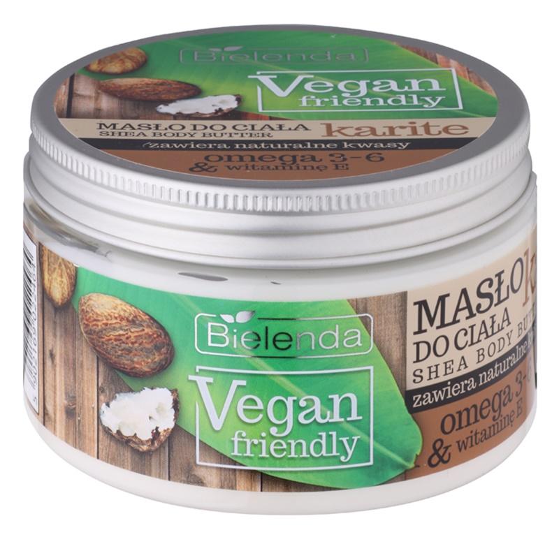 Bielenda Vegan Friendly Shea masło do ciała