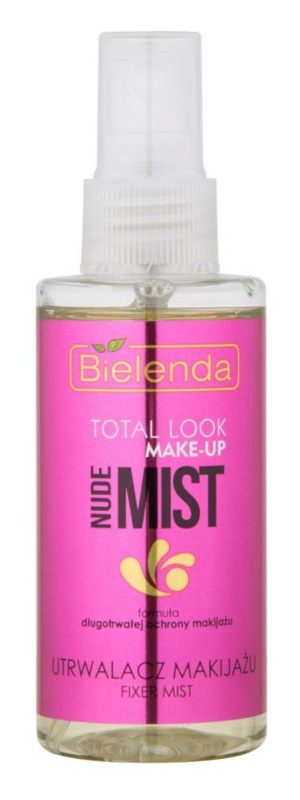 Bielenda Total Look Make-up Nude Mist fixační sprej na make-up