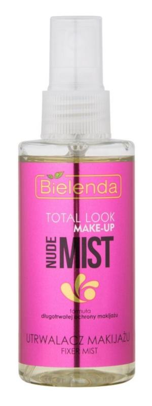 Bielenda Total Look Make-up Nude Mist spray fixateur de maquillage