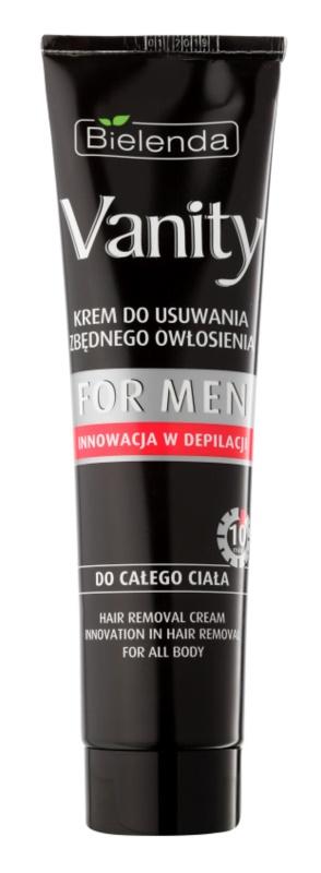 Bielenda Vanity For Men Ontharingscrème  voor Mannen