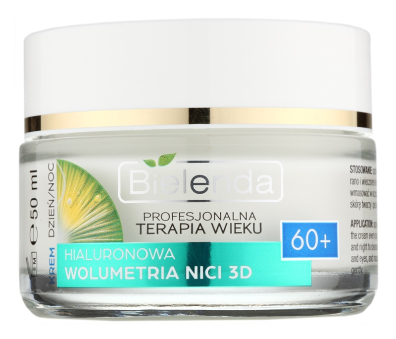 Bielenda Professional Age Therapy Hyaluronic Volumetry NICI 3D Anti-Rimpel Crème  60+
