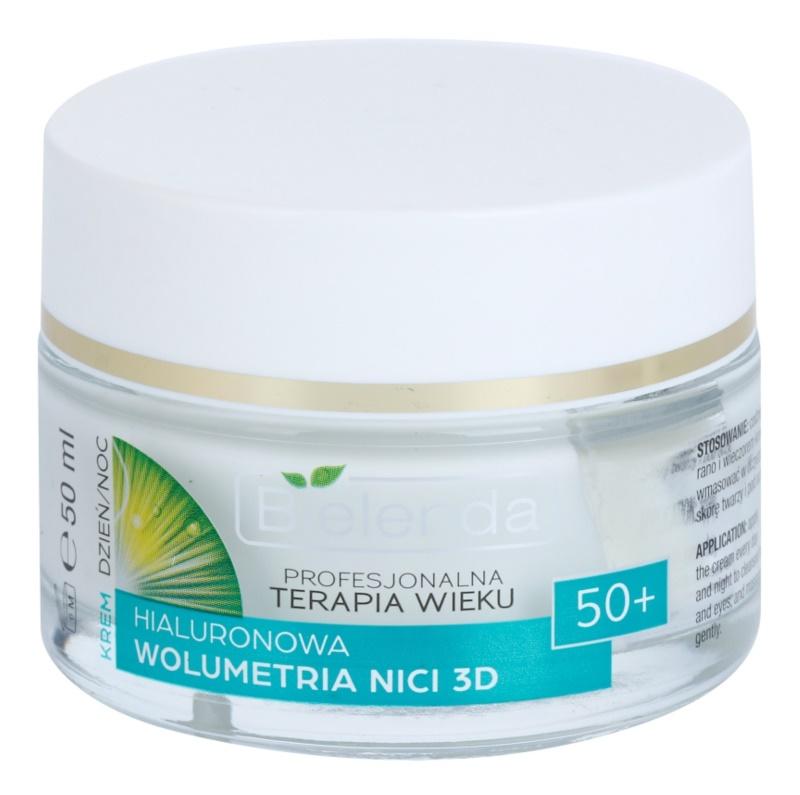 Bielenda Professional Age Therapy Hyaluronic Volumetry NICI 3D crème anti-rides 50+