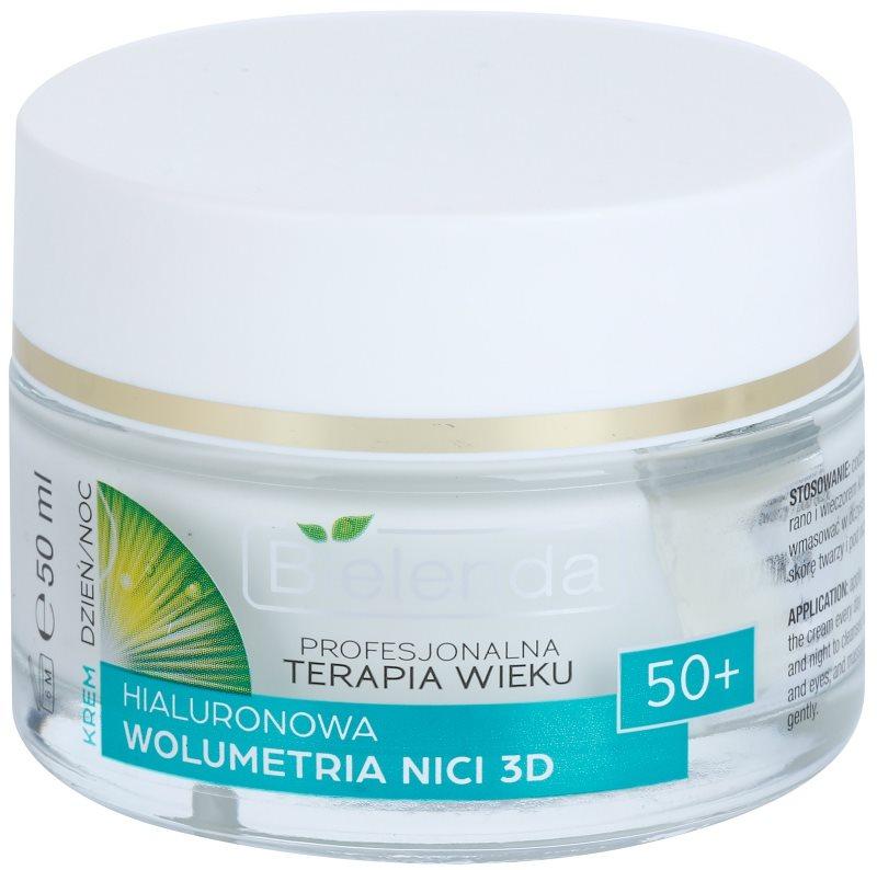 Bielenda Professional Age Therapy Hyaluronic Volumetry NICI 3D krema proti gubam 50+