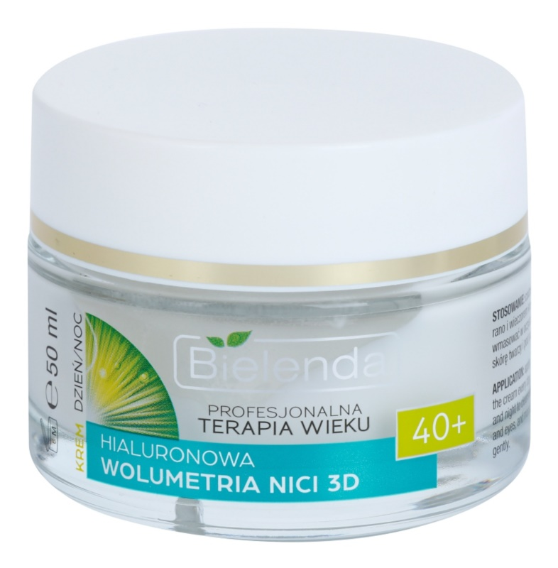 Bielenda Professional Age Therapy Hyaluronic Volumetry NICI 3D Anti-Wrinkle Cream 40+