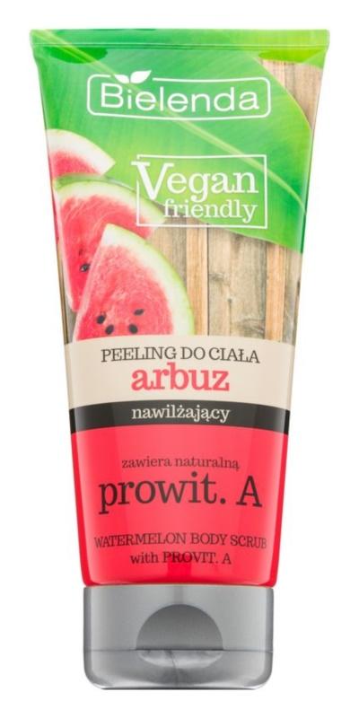 Bielenda Vegan Friendly Water Melon exfoliant corp