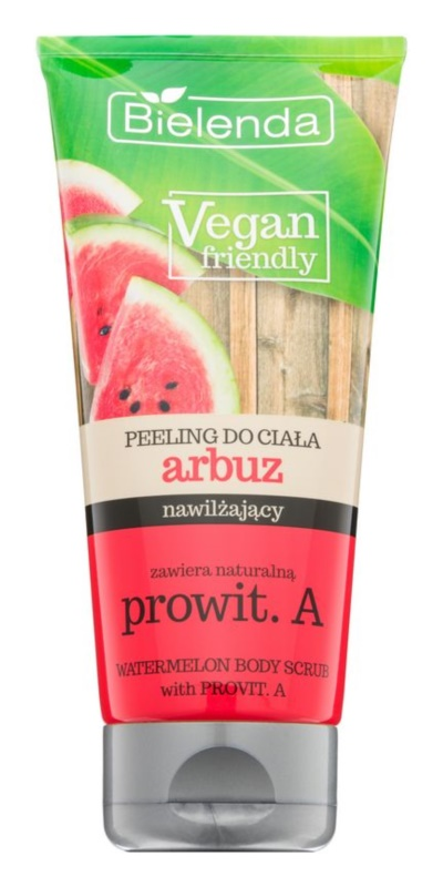 Bielenda Vegan Friendly Water Melon peeling corporal