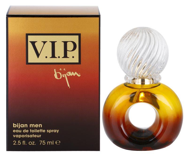 Bijan Bijan VIP Eau de Toilette voor Mannen 75 ml