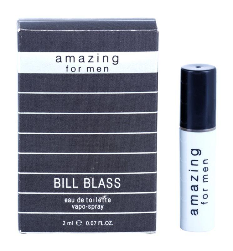Bill Blass Amazing eau de toilette per uomo 2 ml