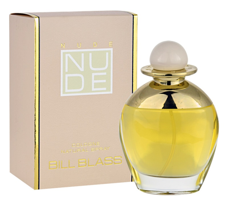Bill Blass Nude Eau de Cologne for Women 100 ml