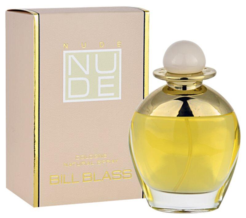 Bill Blass Nude eau de Cologne pour femme 100 ml