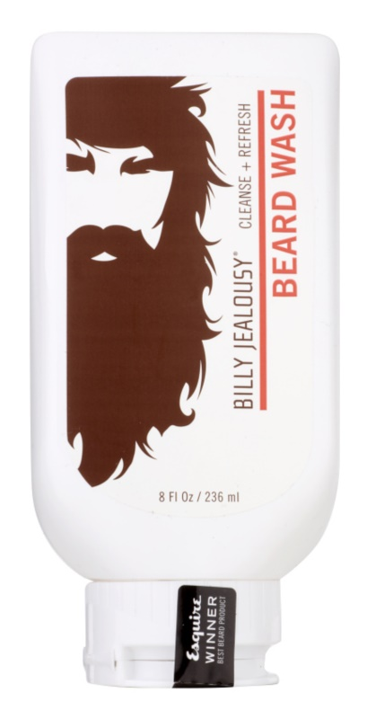 Billy Jealousy Beard Wash champú para lavar la barba