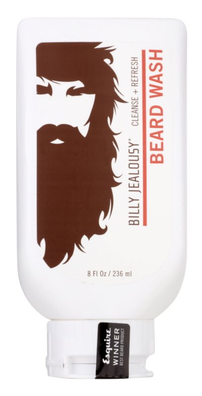 Billy Jealousy Beard Wash šampon na mytí vousů