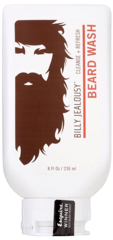 Billy Jealousy Beard Wash szakálltisztító sampon