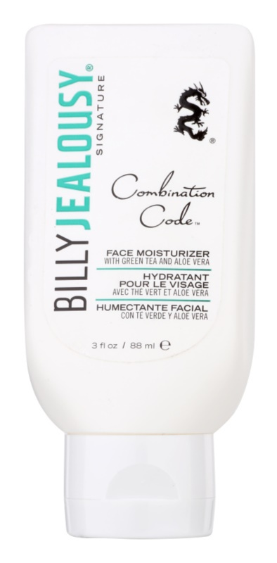 Billy Jealousy Signature Combination Code crema idratante