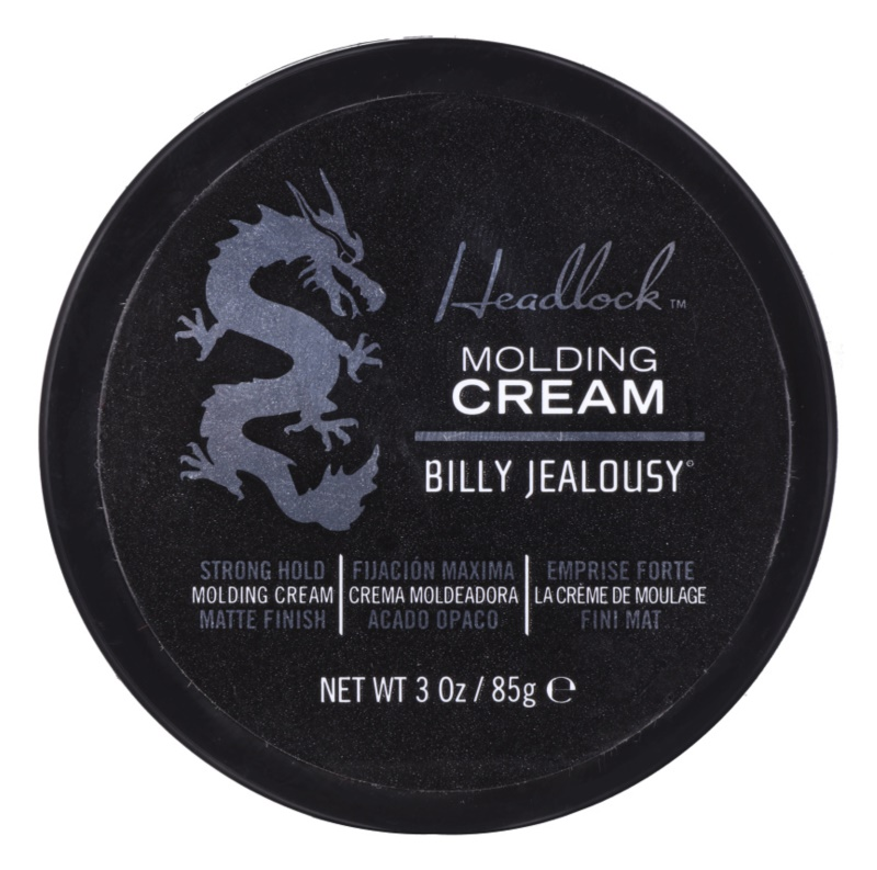 Billy Jealousy Headlock Styling Crème  voor Alle Haartypen