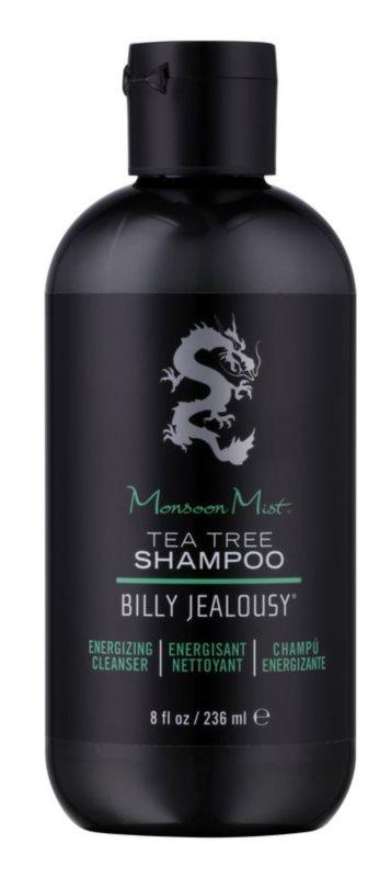 Billy Jealousy Tea Tree Monsoon Mist Energizing Shampoo für alle Haartypen