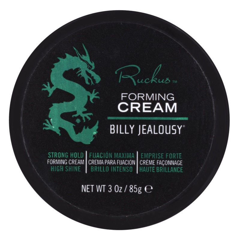 Billy Jealousy Ruckus creme modelador  fixação forte