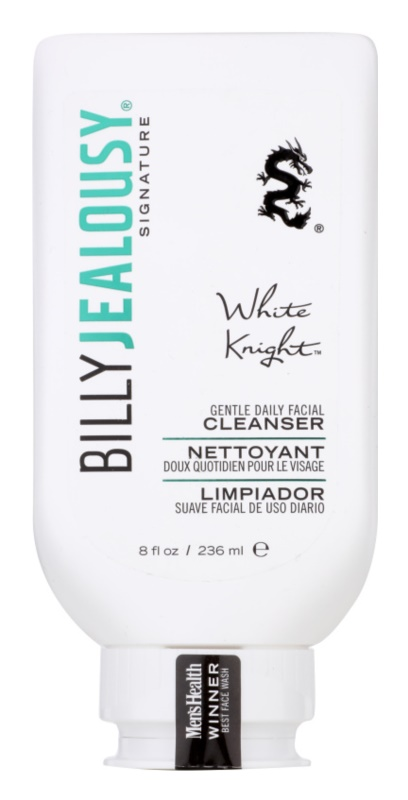 Billy Jealousy Signature White Knight gel limpiador suave