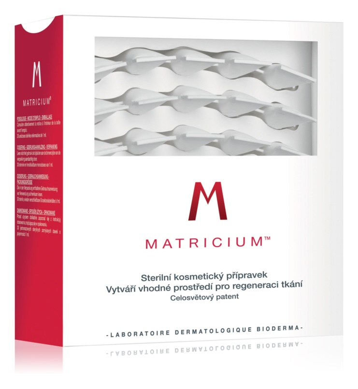 Bioderma Matricium pielęgnacja miejscowa regenerująca i odnawiająca skórę