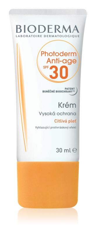 Bioderma Photoderm Anti-Age крем для обличчя для засмаги SPF 30
