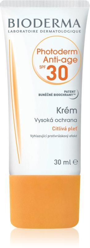 Bioderma Photoderm Anti-Age creme solar facial SPF 30