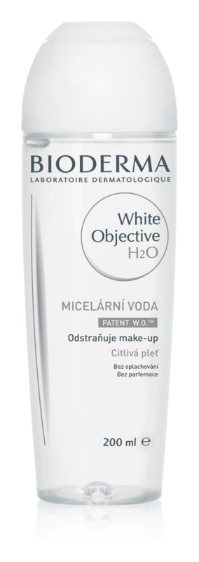 Bioderma White Objective Cleansing Micellar Water for Pigment Spots Correction